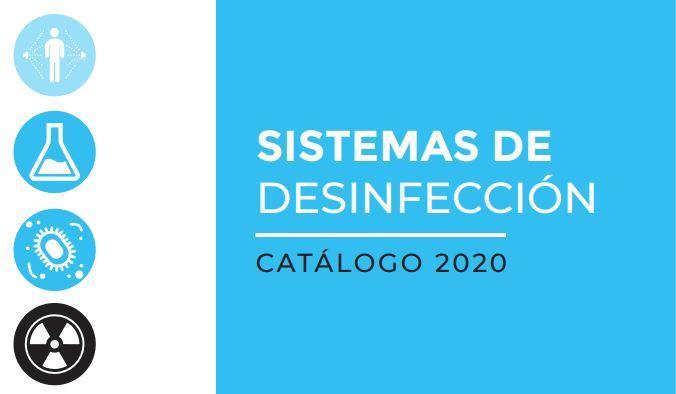 Nuevo Catálogo de Sistemas de Desinfección